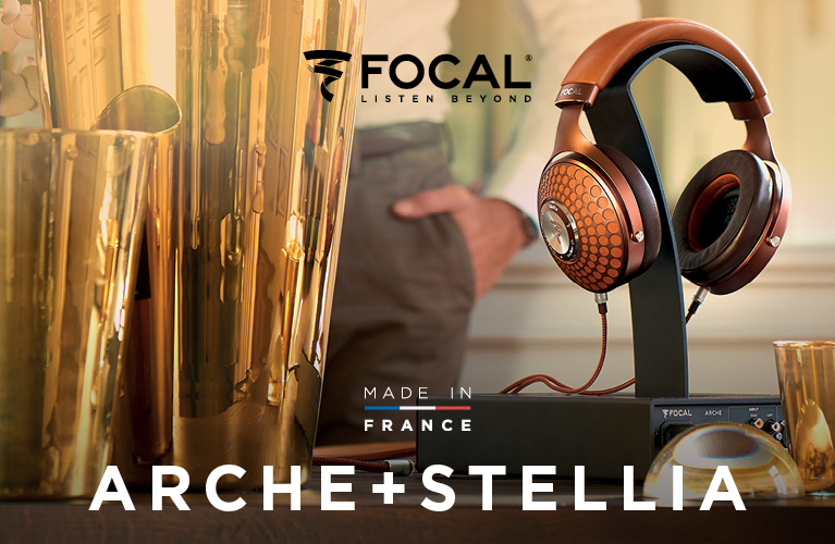 Focal Arche + Stellia
