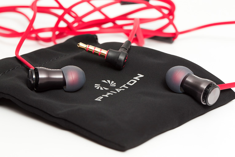 Phiaton MS 100 BA earphones